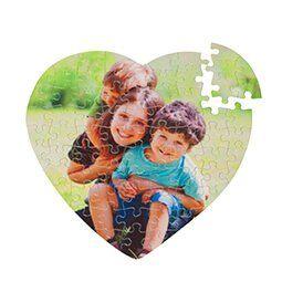Fotopuzzel hartvorm