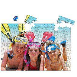 Fotopuzzel A4 120 stukjes Hoogglans