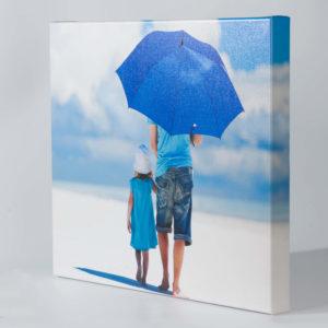 Canvas 60x90cm mat Frame 4cm