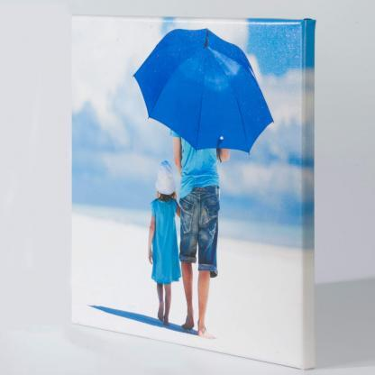 Canvas 70x70cm mat Frame 2cm