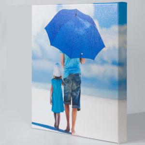 Canvas 90x90cm mat Frame 4cm