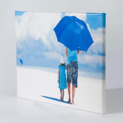 Canvas 90x60cm mat Frame